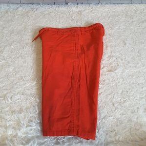 3/$15 OshKosh B'gosh red drawstring shorts size 8